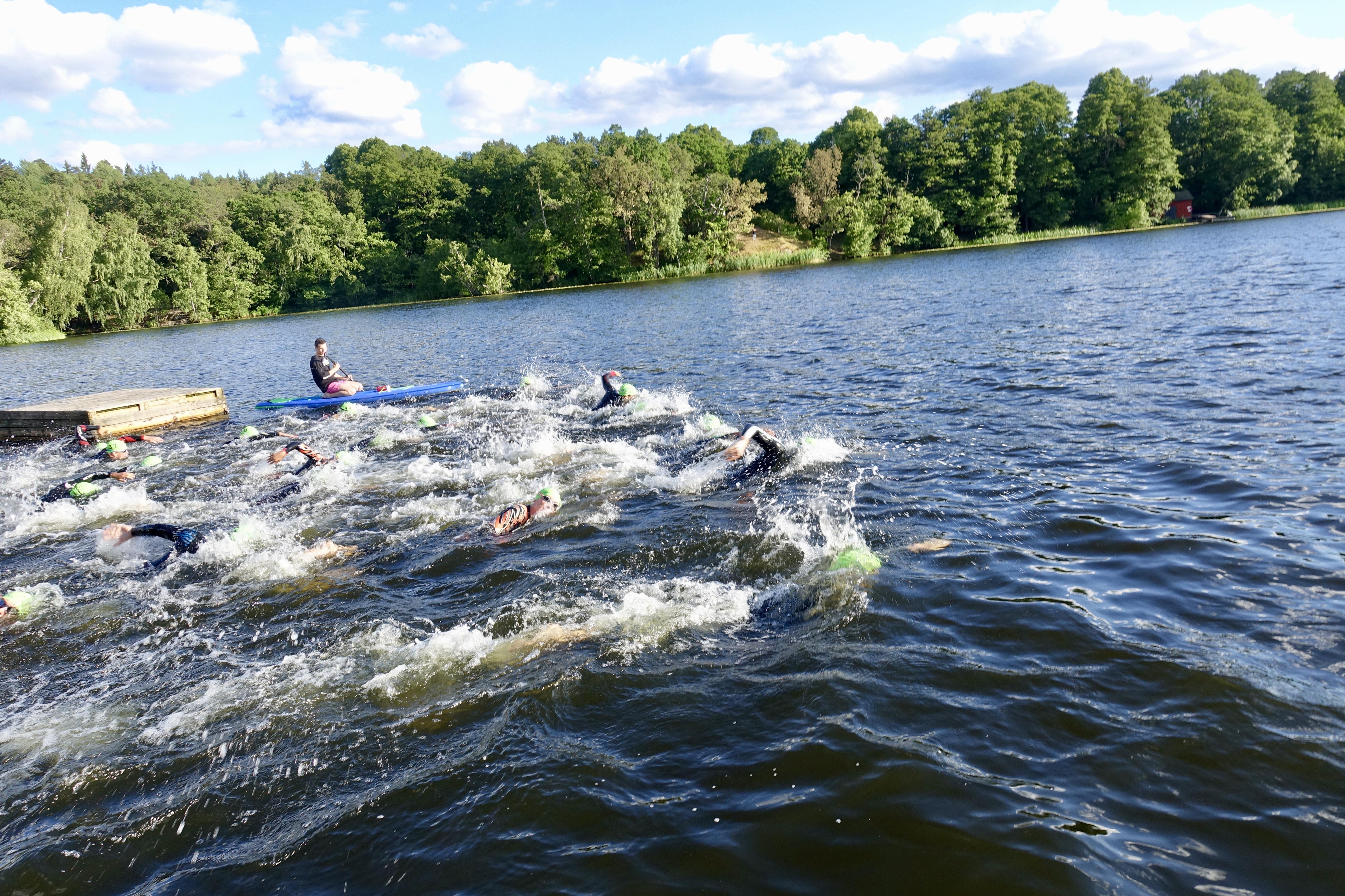 open water simning stockholm